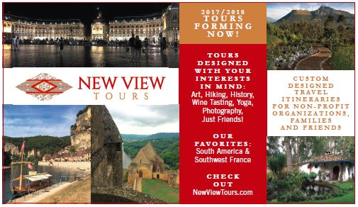 Fall and Winter Travel Ad