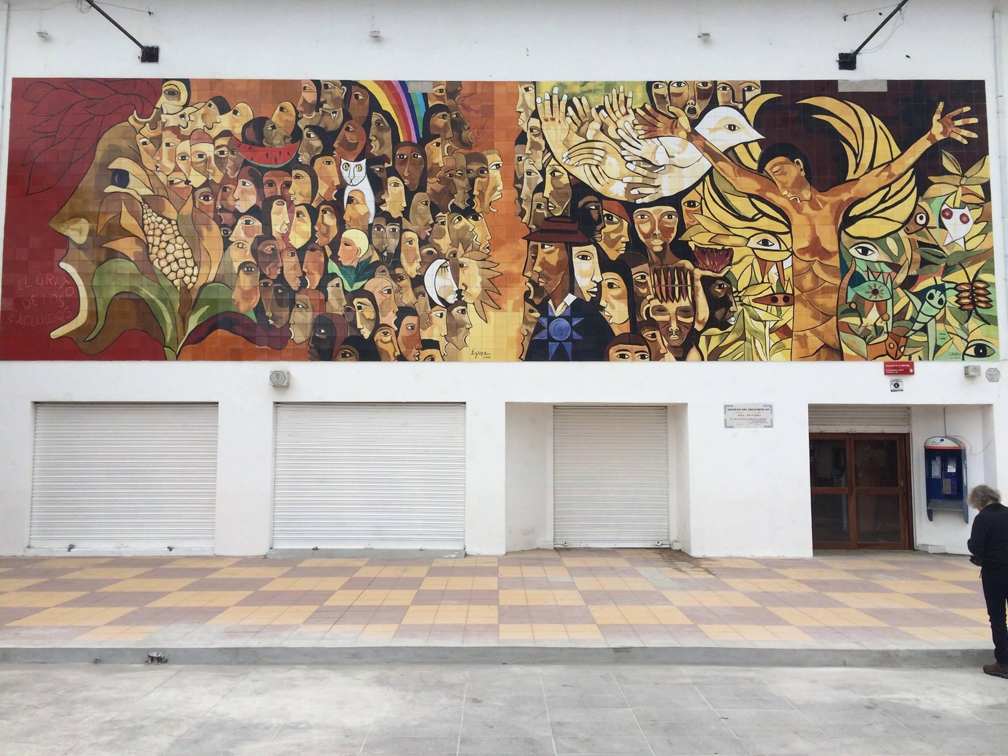 Cotacachi mural