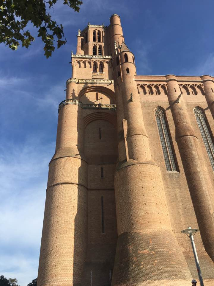 Gothic Church, Albi France