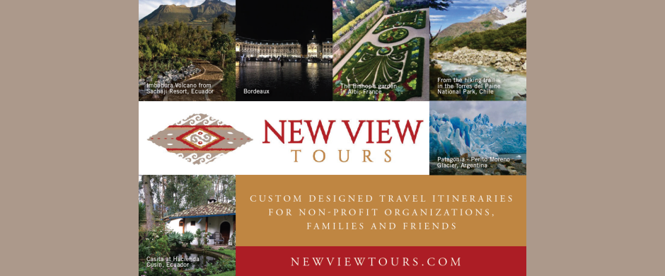 Tour with New View Tours