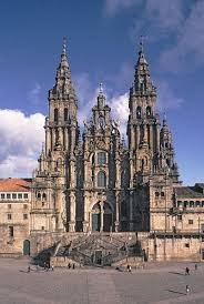 Santiago de Compostela, South
